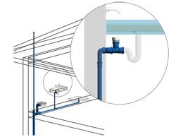 Cattivo Odore Bagno Tubo Di Sfiato.Valvola Di Aerazione Normative Applicazioni Funzionamento