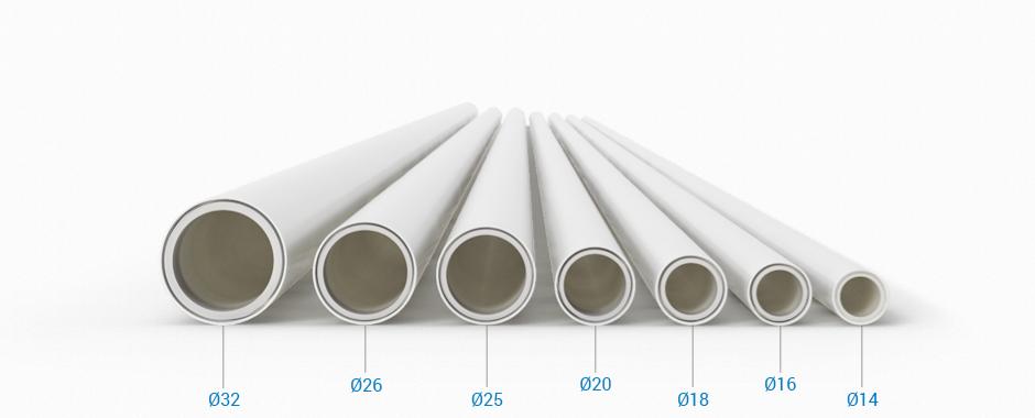 Gamma valsir - Diametro tubo multistrato per bagno ...