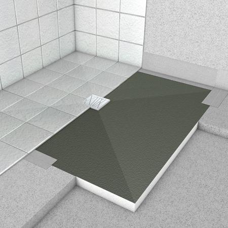 X center70 valsir - Piatto doccia piastrellabile ...