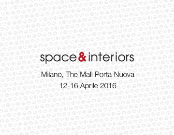 Space & Interiors - Milano