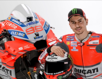 Valsir with Ducati in MotoGP and Superbike