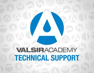 Valsir technical support all over the world