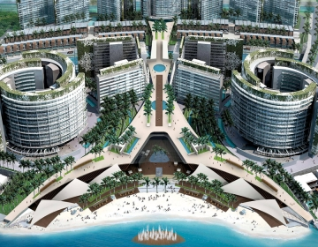 Al Raha Beach Development