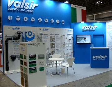 Valsir enters the Japanese market