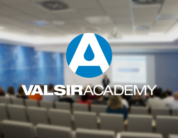 The new Valsir Academy conference room