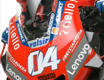 MotoGP2020: Valsir and Ducati together again!
